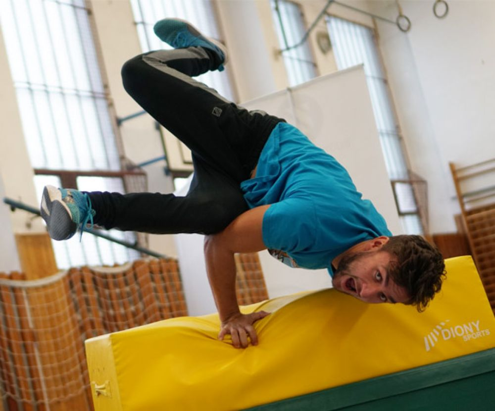 Tary Parkour Workshop - Olomouc #3